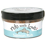 Tom Douglas Rub With Love Salmon Seasoning