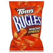 Tom's Nacho Cheese Bugles