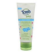 Tom's of Maine Baby Diaper Cream Fragrance Free