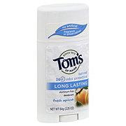Tom's of Maine Fresh Apricot Long-Lasting Stick Deodorant