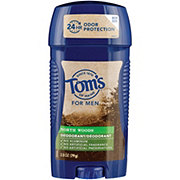 Tom's of Maine Long Lasting North Woods Men's Deodorant
