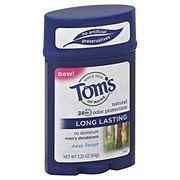 Tom's of Maine Mens Deodorant Stick Deep Forest
