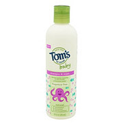 Tom's of Maine Toms Baby Shampoo & Wash Fragrance Free