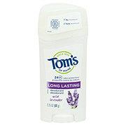 Tom's of Maine Wild Lavender Long-Lasting Stick Deodorant