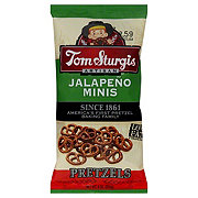 Tom Sturgis Jalapeno Minis Pretzels