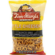 Tom Sturgis Little Cheesers Pretzels