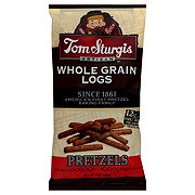Tom Sturgis Pretzels, Whole Grain Logs