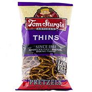 Tom Sturgis Thins Pretzels