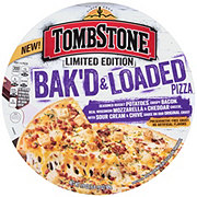 Tombstone Limited Edition Bak'd And Loaded Pizza