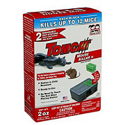 Tomcat Disposable Mouse Killer II Bait Station