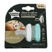 Tommee Tippee Breast Like Soother Pacifier 0-6M