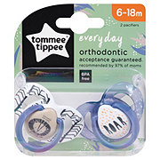 Tommee Tippee Every Day Paciffier (6-18 Months), Assorted Colors