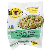 Tommy's Seasoned Cauliflower & Green Beans