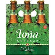 Tona Cerveza Beer, 6 PK Bottles