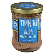 Tonnino Tuna Fillets In Spring Water