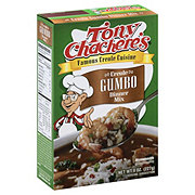 Tony Chachere's Creole Gumbo Dinner Mix