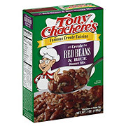 Tony Chachere's Creole Red Beans And Rice Dinner Mix