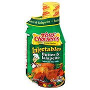 Tony Chachere's Injectables Butter & Jalapeno Marinade