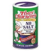 Tony Chachere's No Salt Seasoning Blend