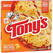 Tony's Pizzeria Style Crust Pizza, Cheese