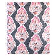 Top Flight Bitmap Floral Journal Notebook