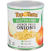 Top Taste Gluten Free French Fried Onions