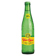 Topo Chico Lime Flavor Sparkling Water