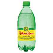 Topo Chico Twist of Lime Sparkling Mineral Water