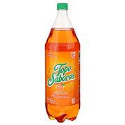 Topo Sabores Peach Soda