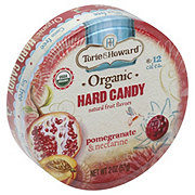 Torie & Howard Organic Hard Candy Tin, Pomegranate & Nectarine