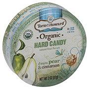 Torie & Howard Organic Pear & Cinnamon Hard Candy