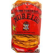Tostadas Morelos Red Corn Tostadas