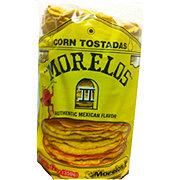 Tostadas Morelos Yellow Corn Tostadas