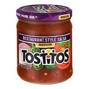 Tostitos Medium Restaurant Style Salsa