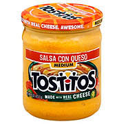 Tostitos Medium Salsa Con Queso