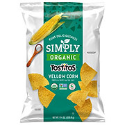 Tostitos Simply Organic Yellow Corn Chips