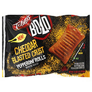 Totino's Bold Cheddar Blasted Crust Pepperoni Rolls