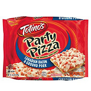 Totino's  Canadian Style Bacon & Ground Pork Party Pizza