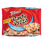 Totino's Party Pizza Chicken Bacon Ranch