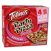 Totino's Party Pizza Pack Supreme