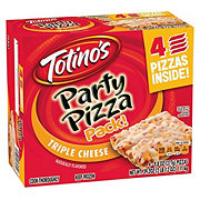 Totino's Pizza Party Pack Triple Cheese
