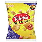 Totino's Pizza Rolls Pepperoni Pizza Snacks