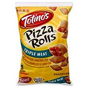 Totino's Pizza Rolls Triple Meat Pizza Snacks
