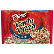 Totino's Triple Meat Party Pizza