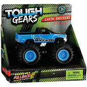 Tough Gears Earth Shockers