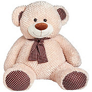 Toy Factory Polka Dot Bear Jumbo