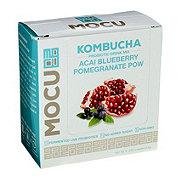 Trac Health Acai Blueberry Pomegranate Kombucha Drink Mix