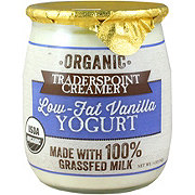 Traderspoint Creamery Low Fat Vanilla