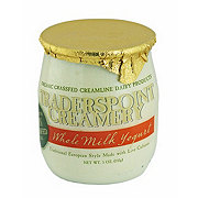 Traderspoint Creamery Whole Milk Yogurt