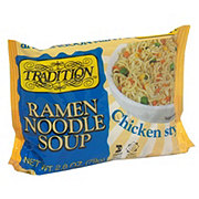 Tradition Chicken Style Ramen Noodle Soup